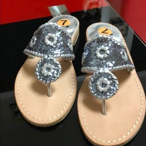 Jack Rogers sandals, size 7,new